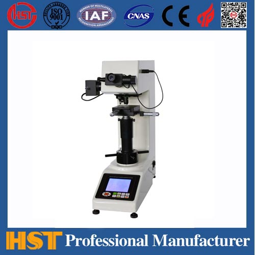 HST-50Z数显大屏幕自动转塔小负荷维氏硬度计(内置打印机)