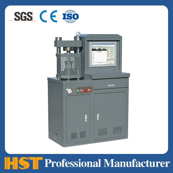 30吨/300KN微机控制恒应力压力试验机