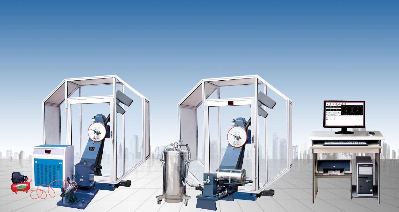 JBW-HD超低温冲击试验机
