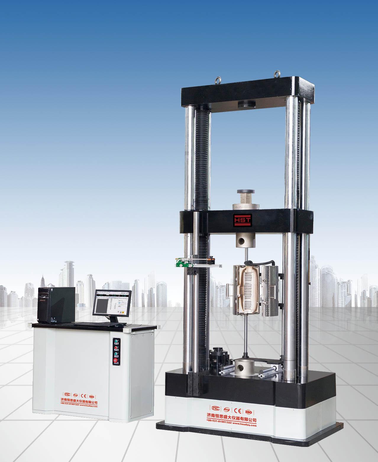 WDW-600(E)60吨/600KN微机控制电子万能试验机