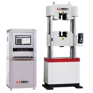 液压式万能试验机液压系统重要的组成部分