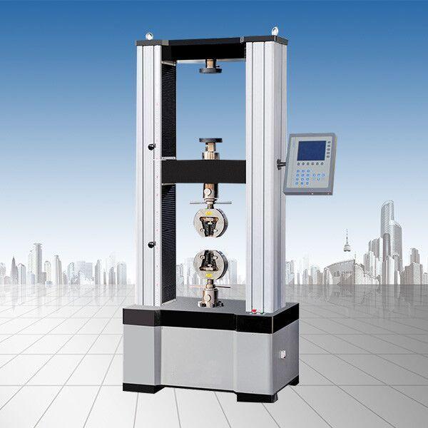 微机控制万能材料试验机的结构性能、安装以及维护保养