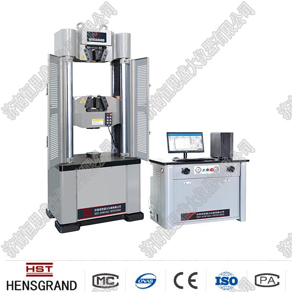 WEW-100D/300D微机屏显液压万能试验机