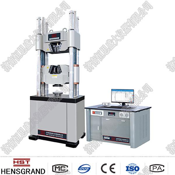WAW-1500G微机控制电液伺服万能试验机